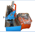 Light metal T-bar keel roll forming machine best china manufacturers