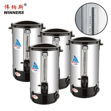 china wholesale hot water boiler 12L electric kettle stainless steel with tap