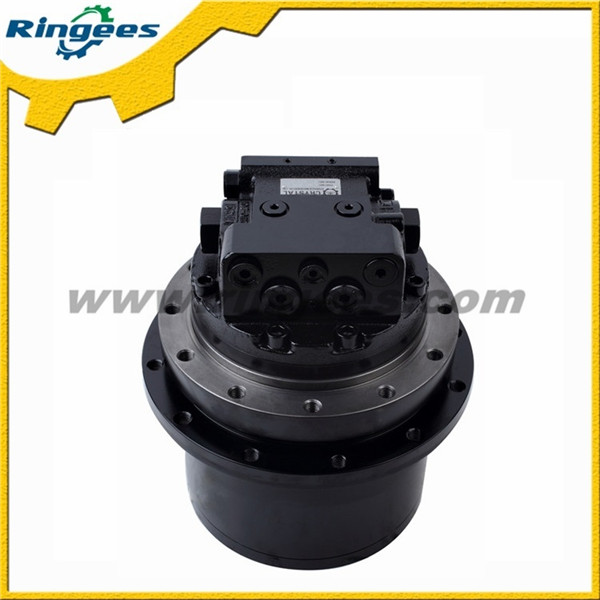 Factory direct sale 708-8F-00192 final drive assembly PC220-7 travel motor for Komatsu excavator