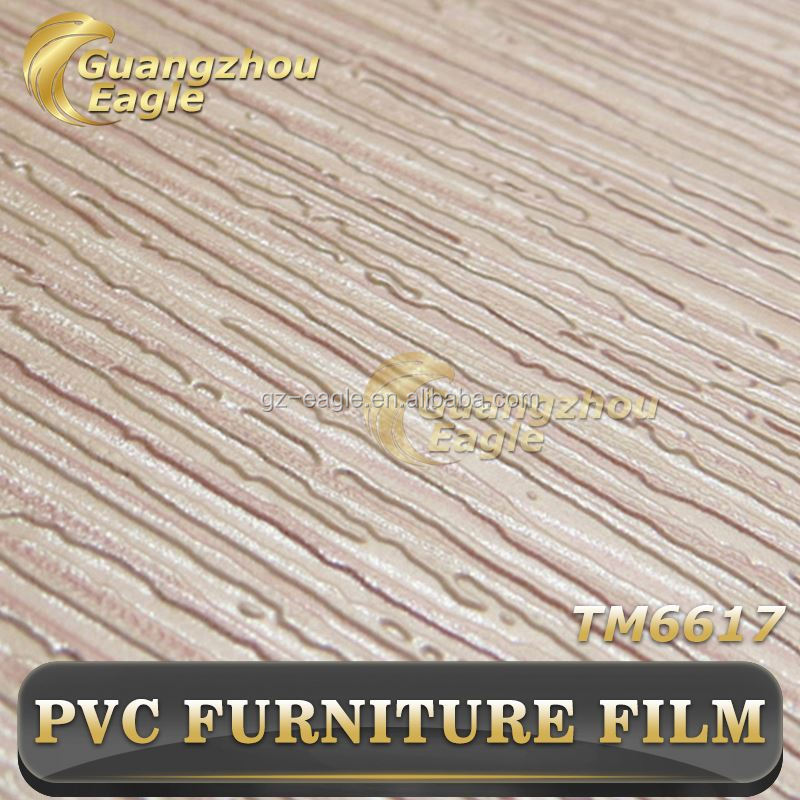 Car Interior Heat Resistant Self Adhesive Wood Grain Vinyl Rolls