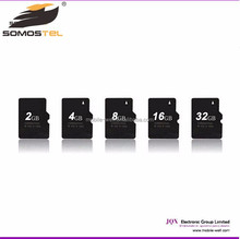 [somostel] Trade assurance factory bulk size cheap prices memory card 2gb 4gb 8gb sd card tf card