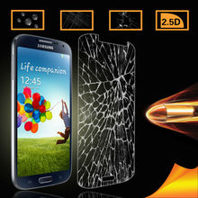 Import goods of China !! anti burst screen protector tempered glass for Samsung galaxy s5 screen guard