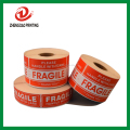 ebay hot sale marking labels with printing fragile