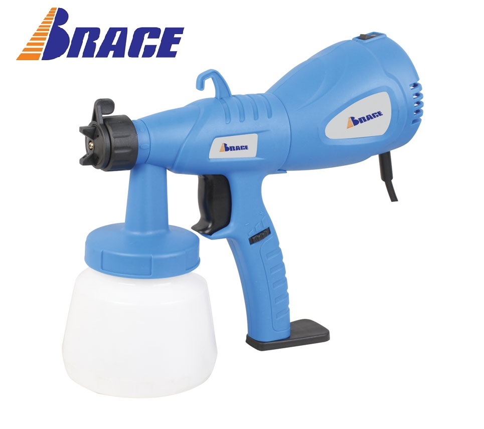 230-240v 350W Portable Airless Electric Paint Sprayer Home Fence Painting <strong>Spray</strong> EP008