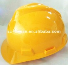 high quality good price anti-impact en397 work safety helmet
