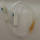 Disposable Clinical Infusion Set with Plastic Spike with Air Vent High Quality