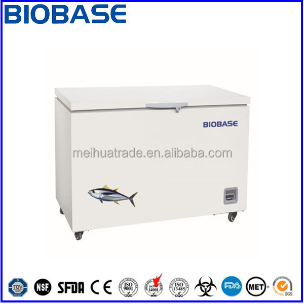 2016 NEW chest type -50C ~-60C Tuna Deep Freezer with good price