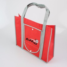 wholesale foldable recycle non woven shopping bags