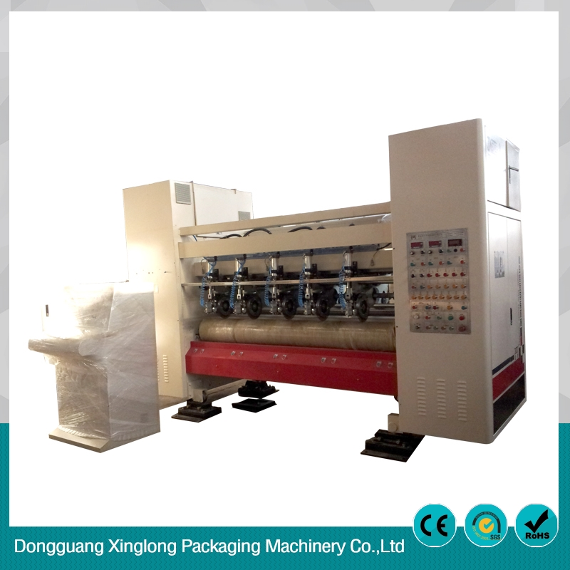 Promotion price lift down manual core cutter machine