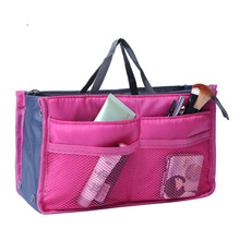 Fashion Make Up Organizer Bag Women Travel Functional Cosmetic Bags Storage Makeup Wash Kit Handbag