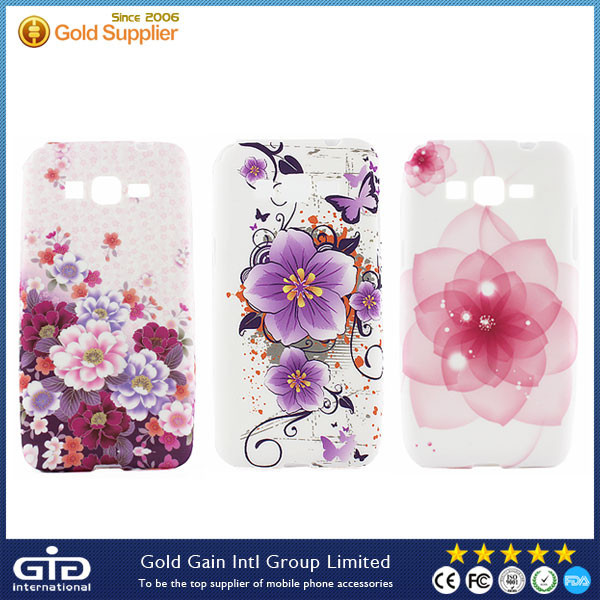 [GGIT] Romantic Water Printing TPU Case for Galaxy Grand Prime G530