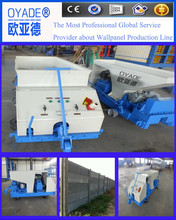 Concrete Precast Cement Fence Panel Molds Machine For Sale