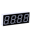 Hot selling 0.56 inch Red 7 led segment display 4 digit for led seven segment digital counter
