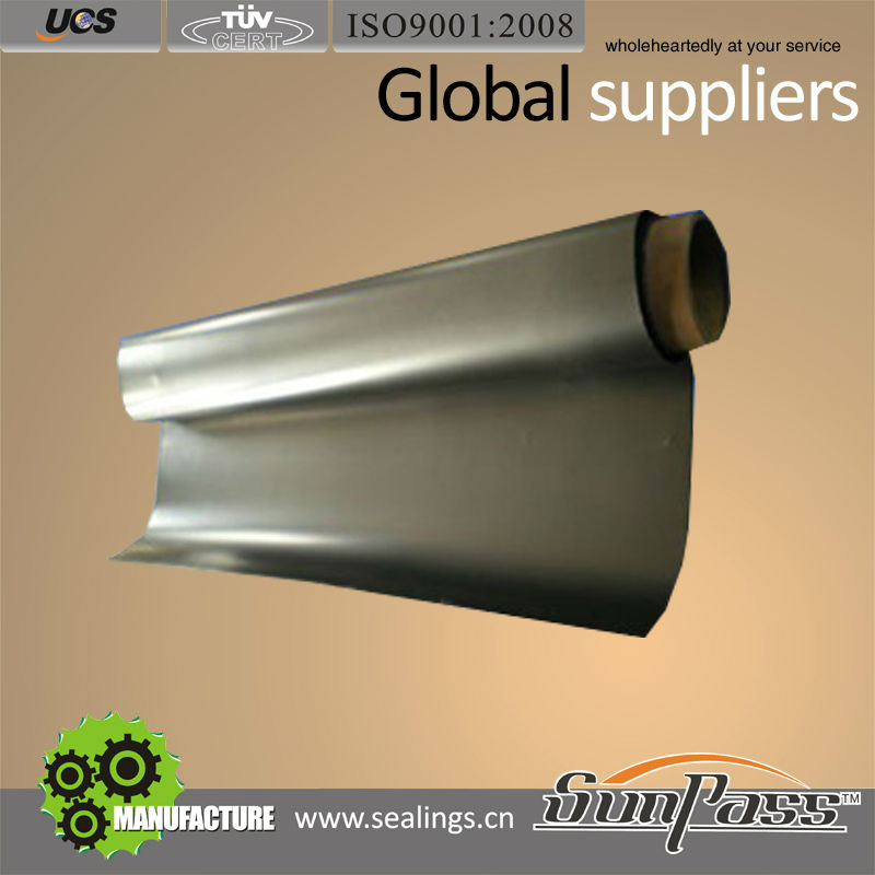 Terrific Reinforced Sheet Natural Graphite Price Expanded Graphite Sheet