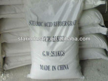 Stearic acid (Cas:57-11-4)Triple Pressed 1801 1820 (Manufacturer)