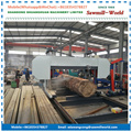 Large Size Portable Horizontal Band Saw Sawmill Equipments