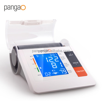 ISO13485 2003 Blood Pressure Monitor High accuracy Arm Blood Pressure Monitor
