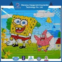 SpongeBob Jigsaw puzzles & cartoon puzzle game for kids
