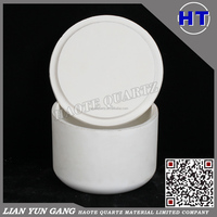 high purity crucible quartz for ceramic industry