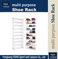 SR00610 Closet storage organizer shoe rack can hold 50 pair shoe