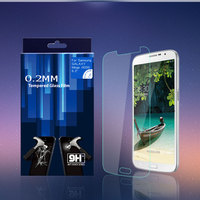 "lcd tv screen protector for Samsung Galaxy Mega i9200 6.3"" tempered glass screen protector"