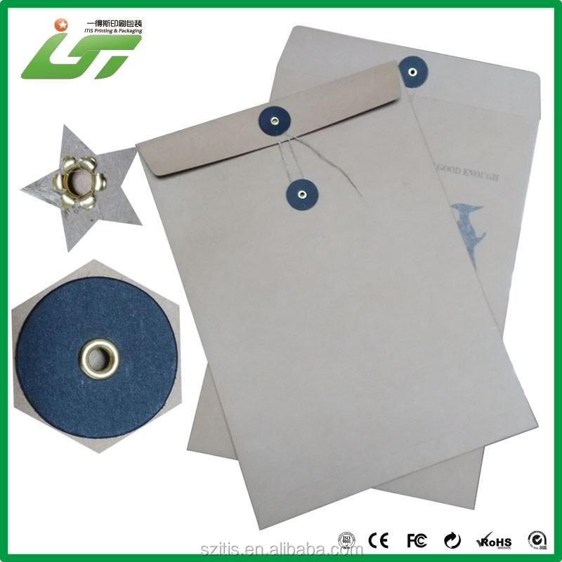 Top Quality Shipping Kraft Paper Envelope Packaging