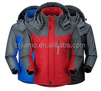 technical outdoor clothing