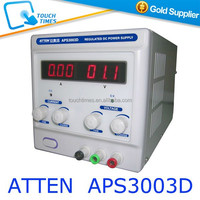 ATTEN APS3003D Variable 30V/3A Single Output Regulated DC Power Supply Stabilized Voltage Supply