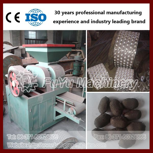 Superior Quality Pillow Shape Brown Coal Ball Press Machine Price