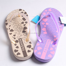 woman indoor flip flops wholesale with personalized design