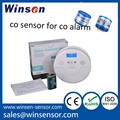 UL listed fuel cell co sensor for carbon monoxide detector