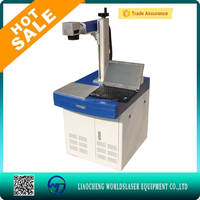 hot sale China factory price 10w 20w 30w 50w fiber laser marker/engraver/printer/pipe laser marking machine