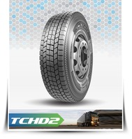 INTERTRAC Brand Commercial Truck Tire Low Prices Made in China TBR 295/80R22.5
