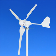 12v/24v 400w ac wind power generator for home use
