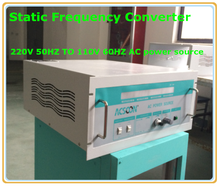 static pure sine wave frequency converter/inverter AC power source / supply