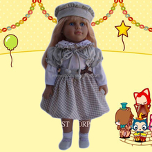 lovely custom make child craft doll