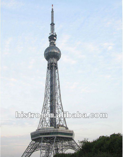 Hot-dip Galvanized Steel Tower (Power Transmission Tower, TV&Radio Tower, Telecommunication Tower)