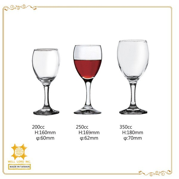 New item trend multi way french goblet Champagne glass wine goblet