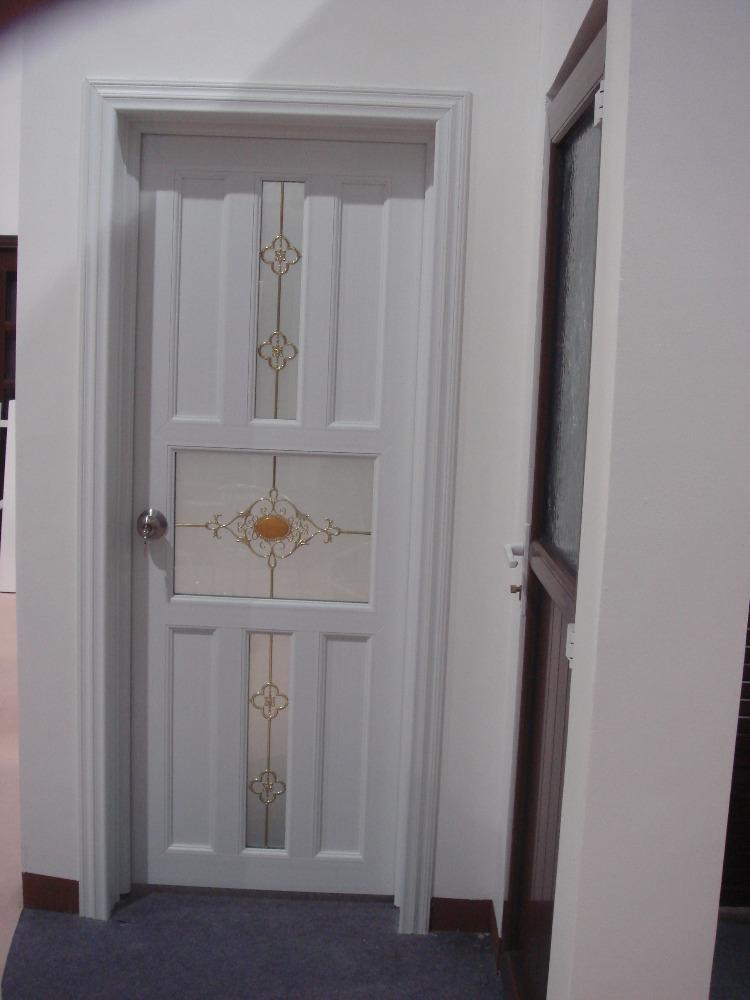 Pvc U Door Casement Door For Bathroom For Nigeria Buy Pvc U Door Pvc Swing Door Interior