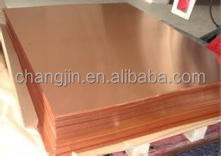 2017 hot sale cheap price thick copper sheet for sale