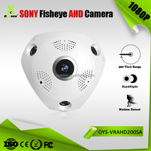 2MP security camera ahd panoramic 360 with sony sensor 1080P