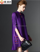 New fashion fat women fashion clothes made in China