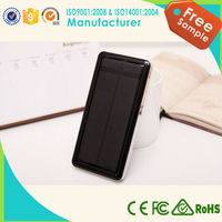 Mobile Phone Ferrari 12800Mah Rechargeable solar Power bank