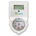 Stepped tariff STS prepaid dry type water meter