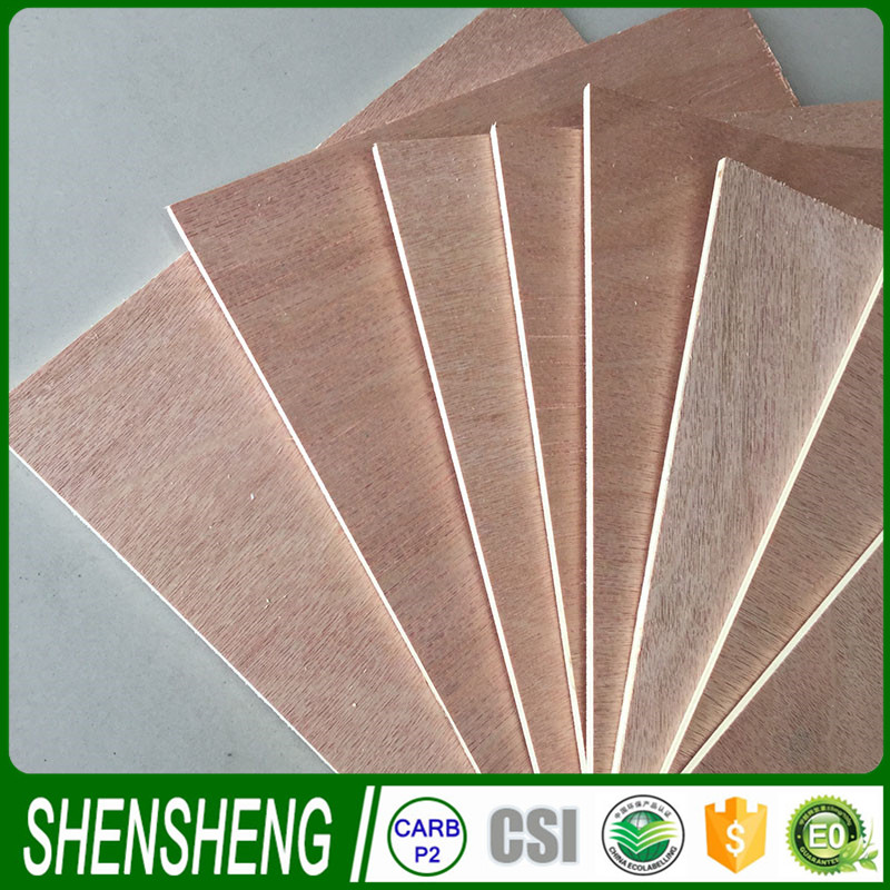 best selling mlm products bb/cc grade Okoume plywood for packing