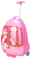 Cartoon Kids Trolley Bag For School Travel