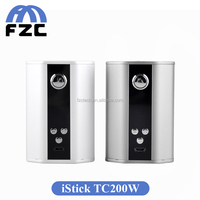 2016 new eleaf istick 200w genuine e cigarette vape mods with three 18650 batteries
