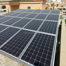 Solar systerm easy install Solar Panel power system for fridge home use good price 3KW 4KW 5KW solar energy system