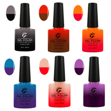 7.3ml nail polish bottle mood changing nail polish uk sensationail gel polish