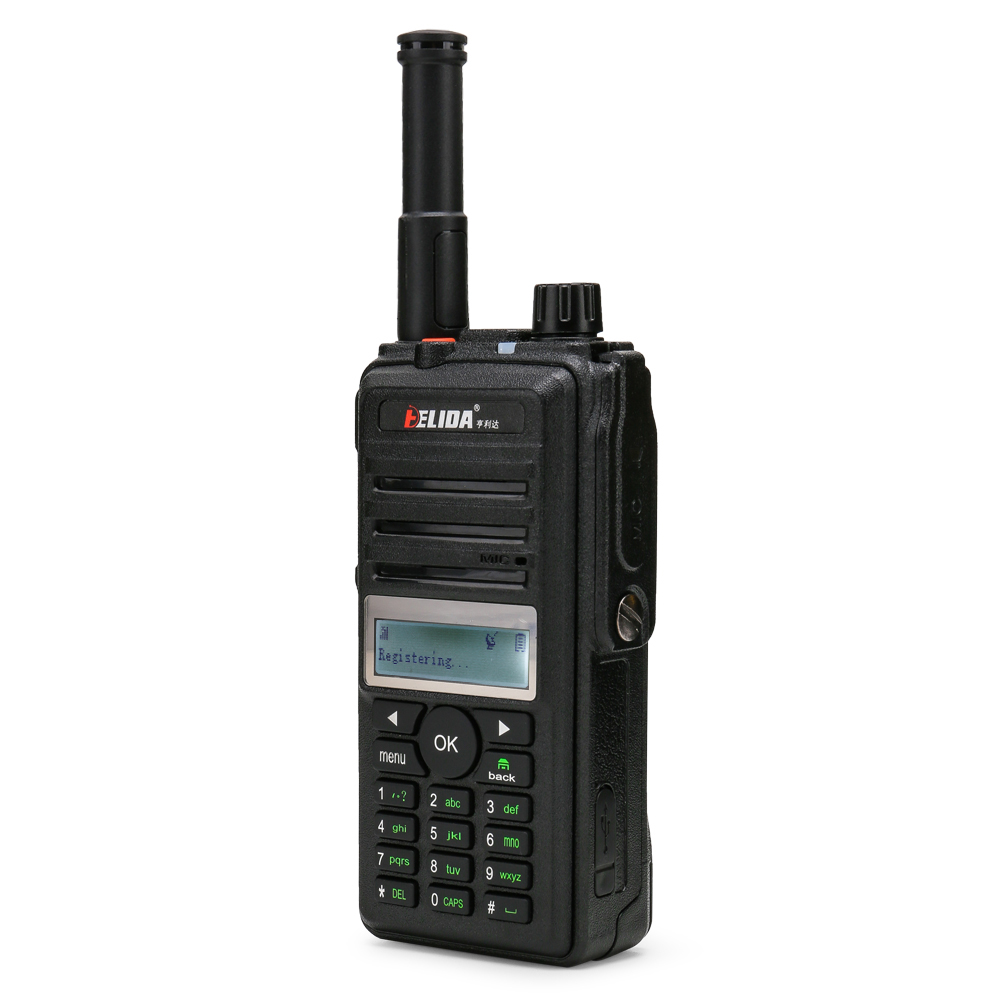 internet radio HELIDA WCDMA IP Wifi Walkie Talkie with GPS CD-880 radio <strong>communication</strong>